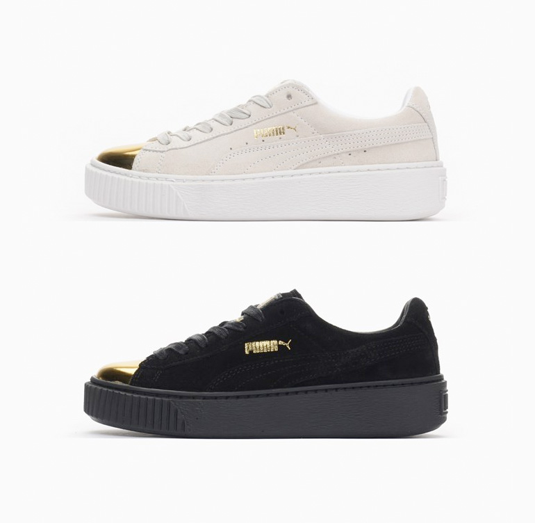 sports shoes 9d6f0 0d040 Rihanna x Puma Suede Creeper | sneakerb0b RELEASES