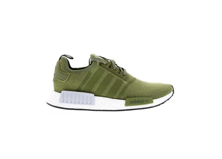 adidas nmd r1 olive foot locker exclusive sneakerb0b. Black Bedroom Furniture Sets. Home Design Ideas