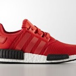 Adidas Nmd R1 Gris Oscuro Rojo Solar 0sQLlDr7