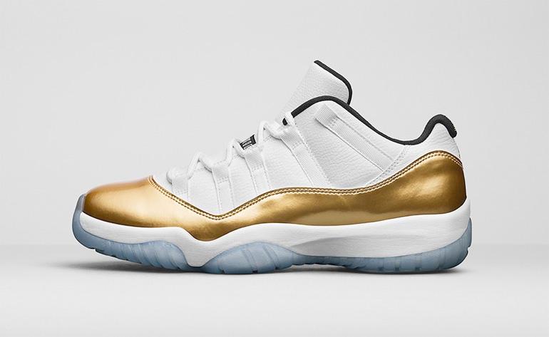 jordan11-low-gold-white