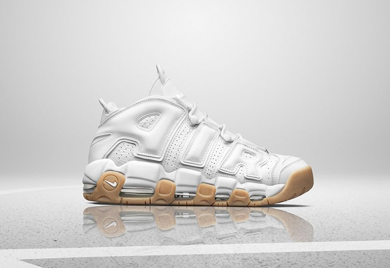 6c3ddacec70 Nike Air More Uptempo – White Gum