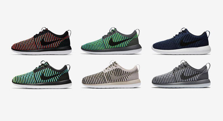 Nike Roshe Two Hi Flyknit Sneakerboot 2016 Fall/Winter