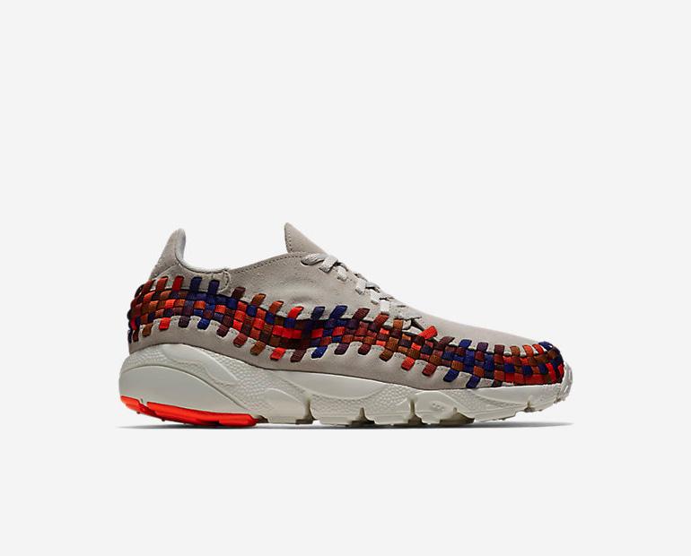 NikeLab Air Footscape Woven NM – White Rainbow | sneakerb0b