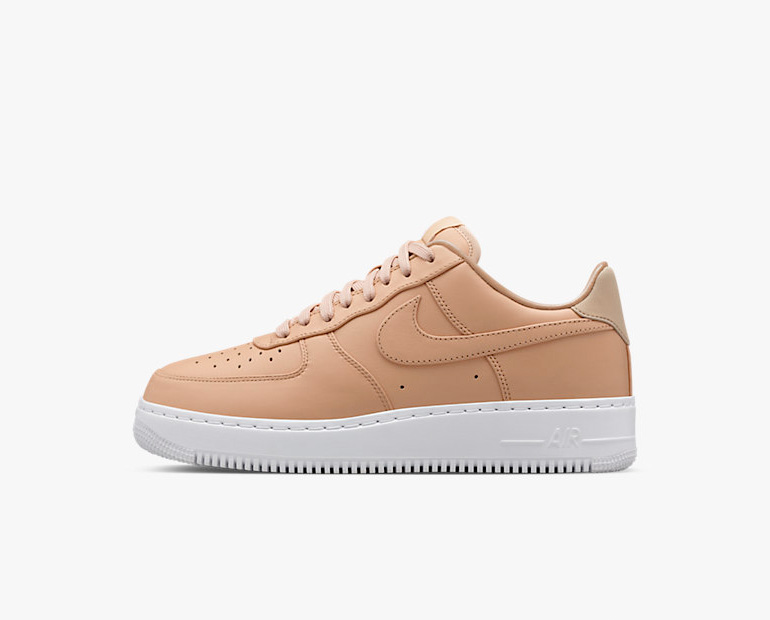 NikeLab Air Force One Low Vachetta Tan - SWEAT THE STYLE