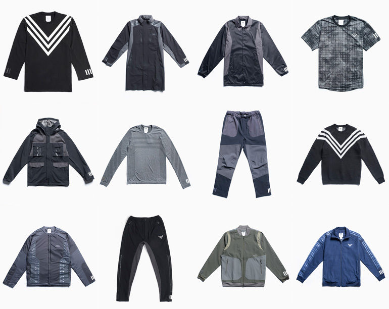 b2736e13f4c5 adidas x White Mountaineering Collection