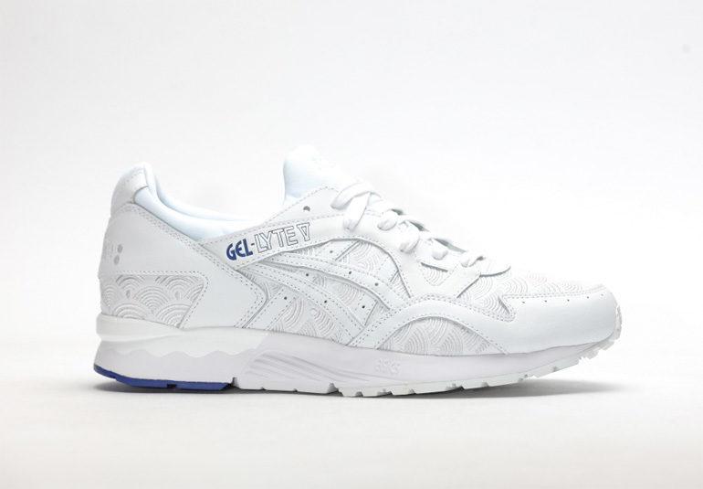 online store 7b28c 47aee Colette x Asics Gel Lyte V – Yukata | sneakerb0b RELEASES