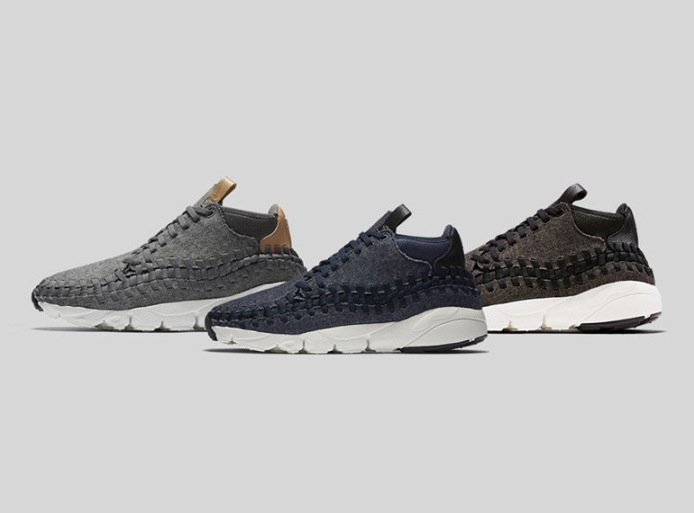 newest 3ca61 64207 Nike Air Footscape Woven Chukka   sneakerb0b RELEASES
