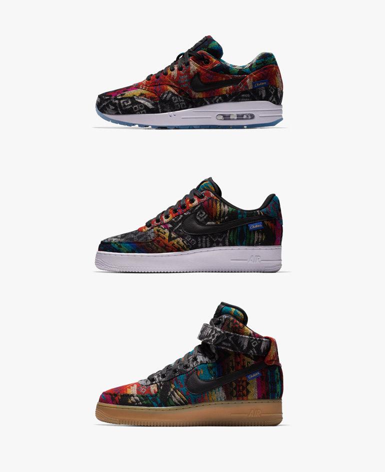 the latest 51ea5 e691a Nike What The Pendleton iD
