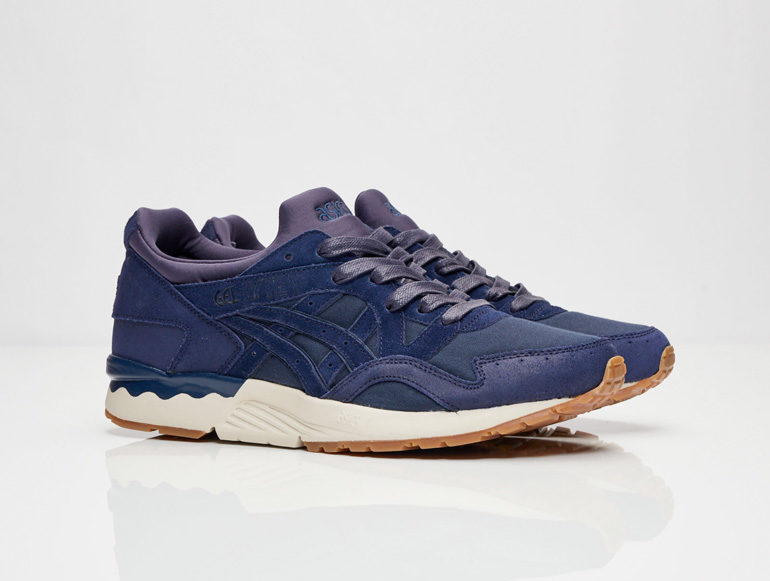 quite nice 00326 56d89 Sneakersnstuff x ASICS Tiger Gel-Lyte V – Forest Pack