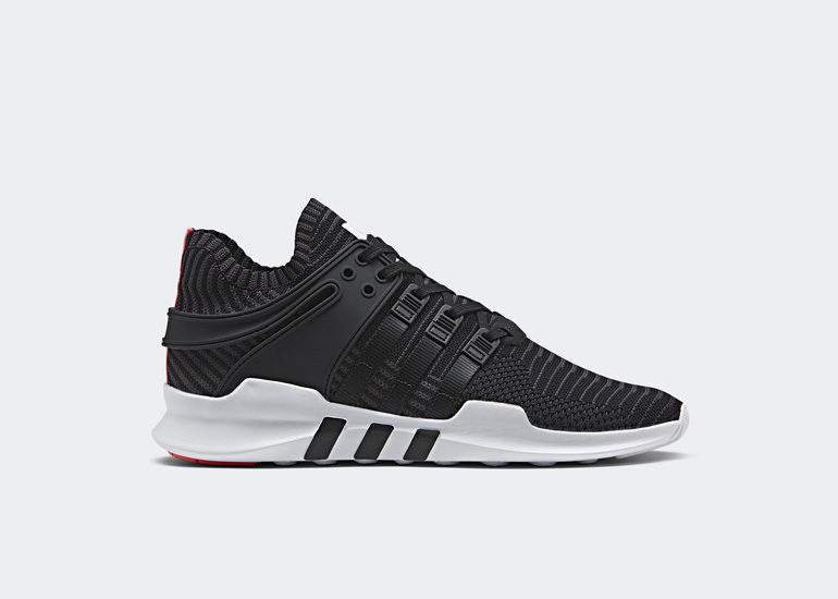 Good quality Adidas Eqt Support Adv Men (Black/White/Turbo Red