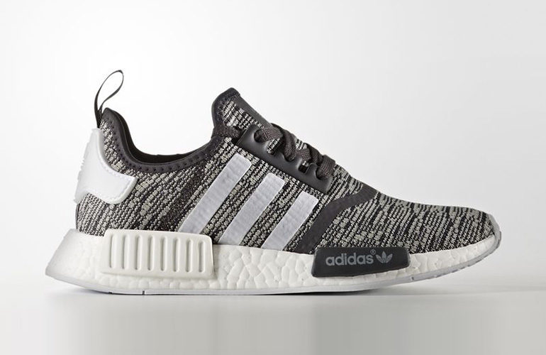 Cheap Adidas NMD R1 PK White Black Glitch Camo Oreo Ultra Boost XR1