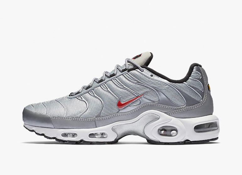 nike air max plus tn silver bullet sneakerb0b releases. Black Bedroom Furniture Sets. Home Design Ideas