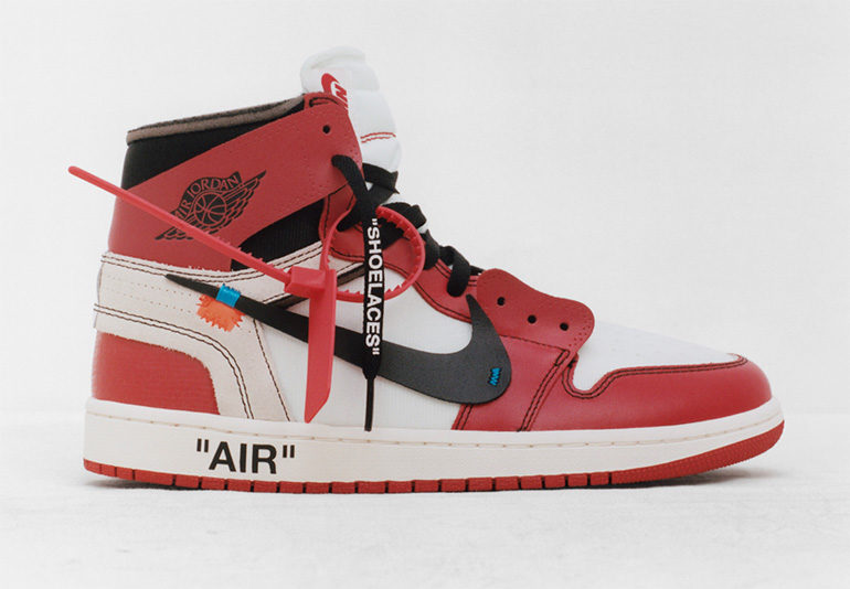 outlet store 1e0aa e6b13 Off-White x Nike Air Jordan 1 High OG – The Ten