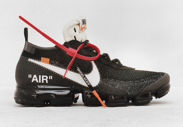 c1b4e25d5ad Off-White x Nike Air VaporMax – The Ten