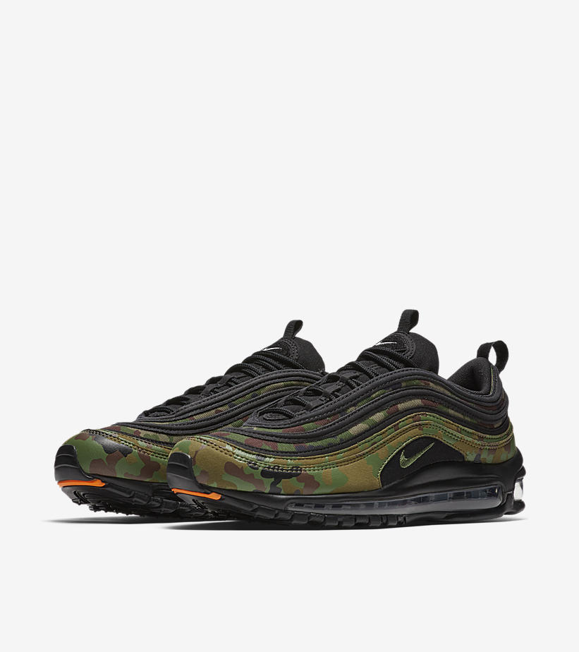 the best attitude 25596 9b8ee Nike Air Max 97 Japan – Country Camo Pack