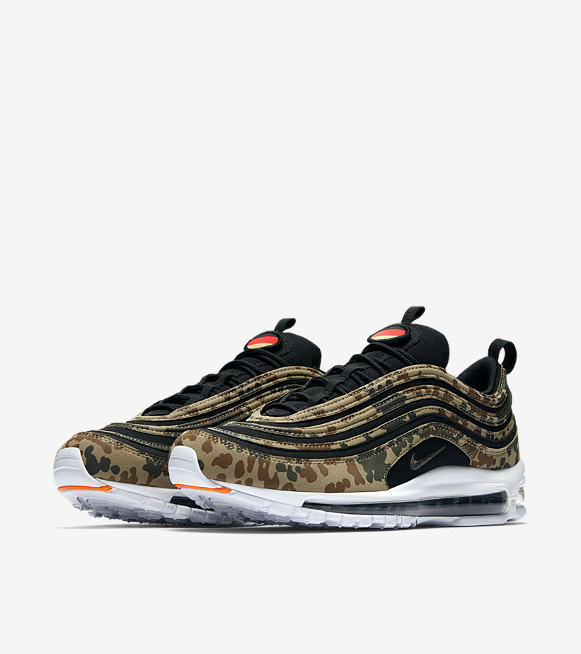 c08ba0a98d Nike Air Max 97 Germany – Country Camo Pack | sneakerb0b RELEASES