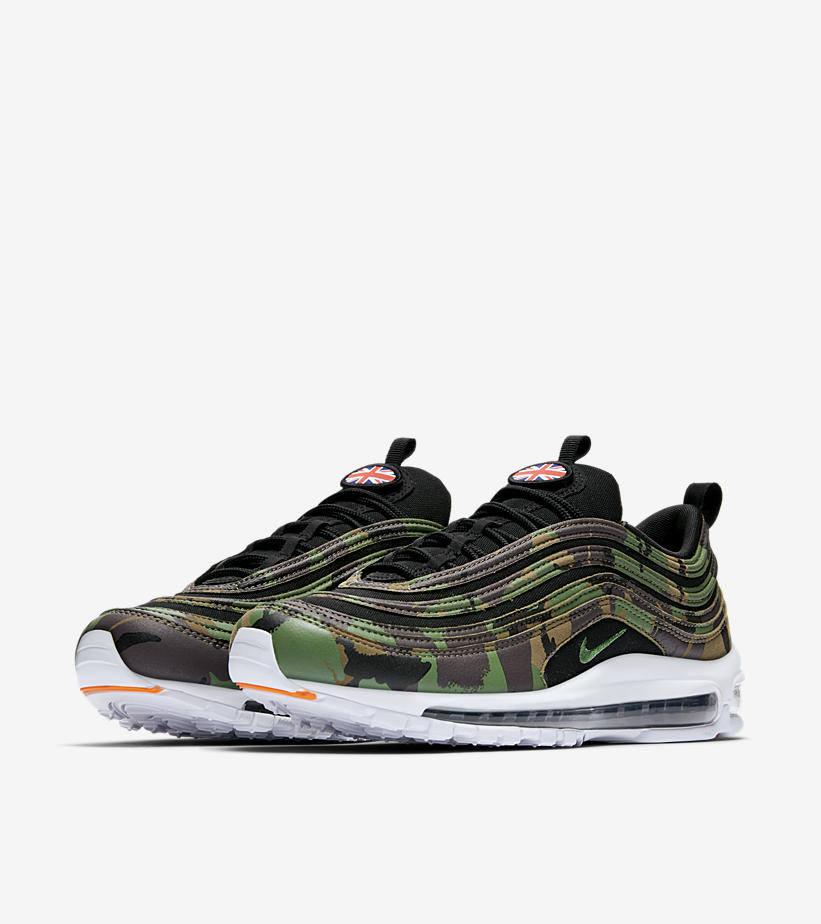 c23a139ab8f8 Nike Air Max 97 UK – Country Camo Pack