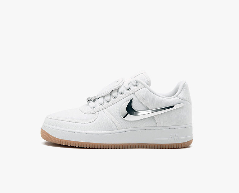 Travis Scott X Nike Air Force 1 Low Af100 Sneakerb0b
