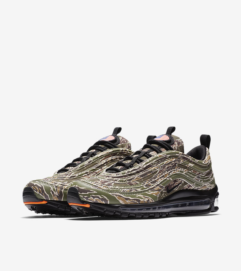 Nike Air Max 97 USA – Country Camo Pack | sneakerb0b RELEASES