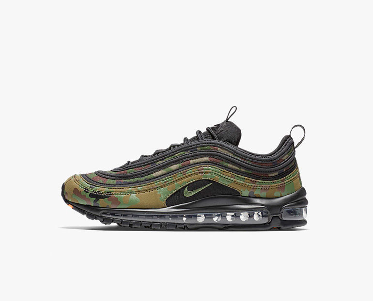 new concept b6edb c3881 ... Nike Air Max 97 Japan – Country Camo Pack sneakerb0b RELEASES atmos x  ...