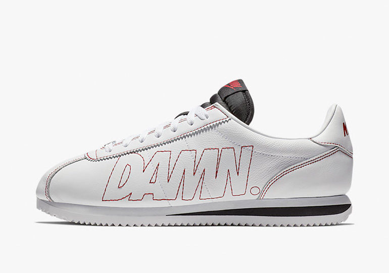 more photos 1cd64 bff40 Kendrick Lamar x Nike Cortez – DAMN | sneakerb0b RELEASES