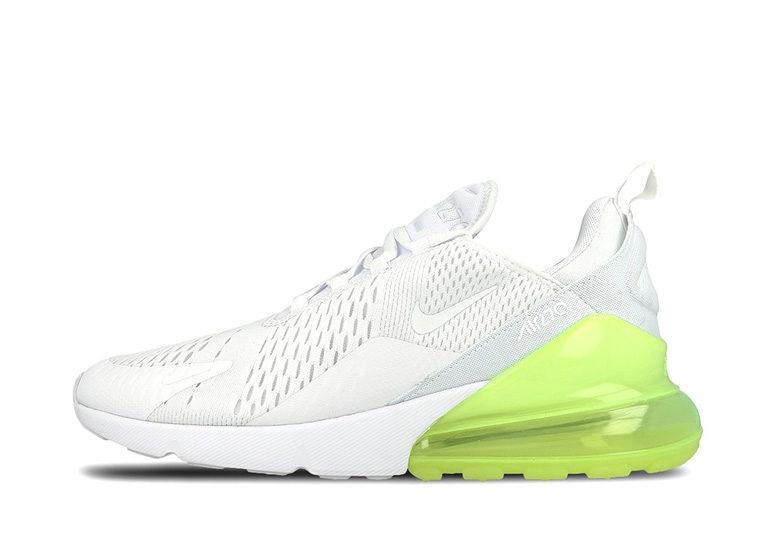 Nike Air Max 270 – White Volt | sneakerb0b RELEASES