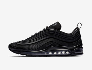 brand new eef85 23d7b Nike Air Max 97 Ultra 17 Premium – Triple Black