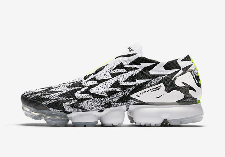 check out be082 3276f ACRONYM x Nike Air VaporMax Flyknit Moc 2 – AVM-001  sneakerb0b RELEASES