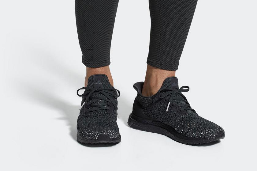 adidas Ultra Boost Clima – Triple Black  b8fc0cd30053