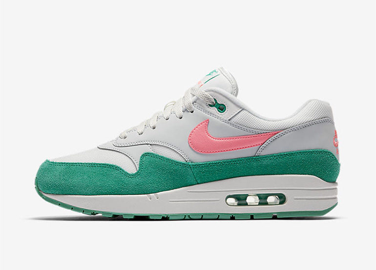 new concept 91eda 64312 Nike Air Max 1 – Watermelon  sneakerb0b RELEASES