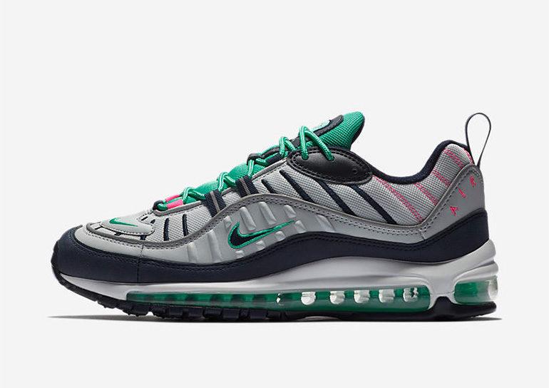 fa7f4af1a84a Nike Air Max 98 – South Beach