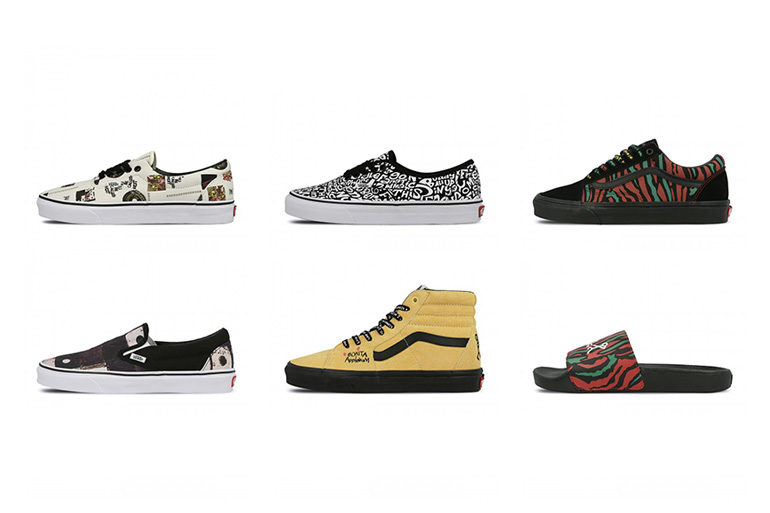 6bf6d8408951 A Tribe Called Quest x Vans – Two Tribes Unite