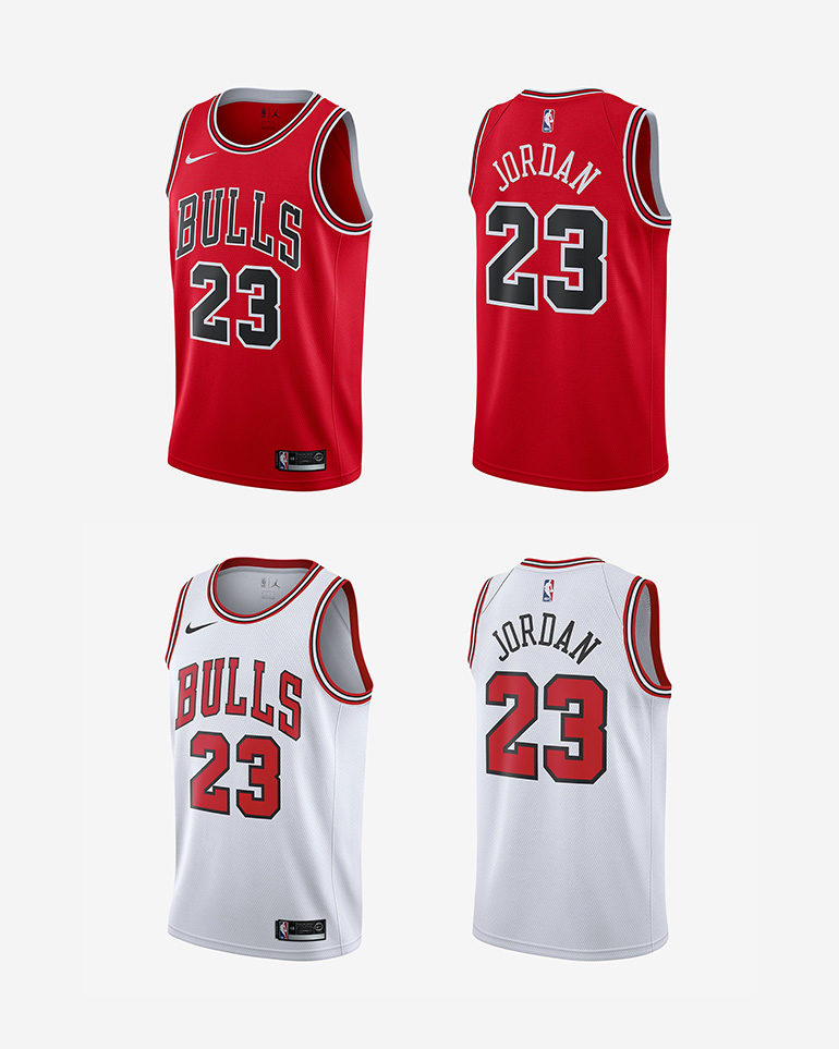 Michael Jordan Nike Icon Edition Swingman Jersey – Chicago Bulls ... 5ee6dfc40