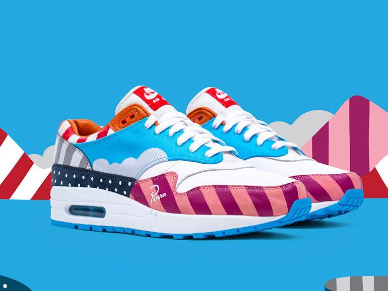 Parra x Nike Air Max 1 – Friends & Family   sneakerb0b RELEASES