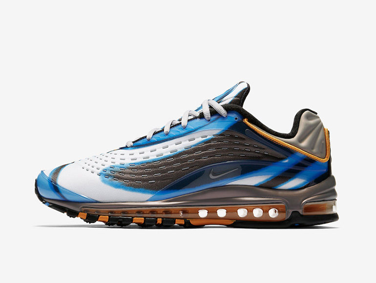 Nike Air Max Deluxe Photo Blue Sneakerb0b RELEASES