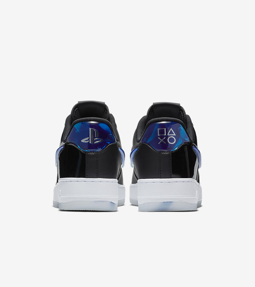 huge discount d02ac cfeeb Playstation x Nike Air Force 1 Low – 2018 QS | sneakerb0b ...