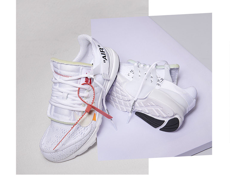 finest selection 222d8 48be6 Off-White x Nike Air Presto – White   sneakerb0b RELEASES