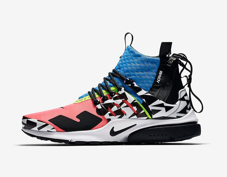 new arrival 70ca6 1a0d7 ACRONYM x Nike Air Presto Mid – Racer Pink | sneakerb0b RELEASES