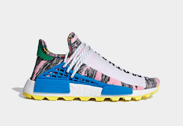 competitive price f2998 6fe60 Pharrell Williams x adidas Afro HU NMD – MOTHER LAND ...