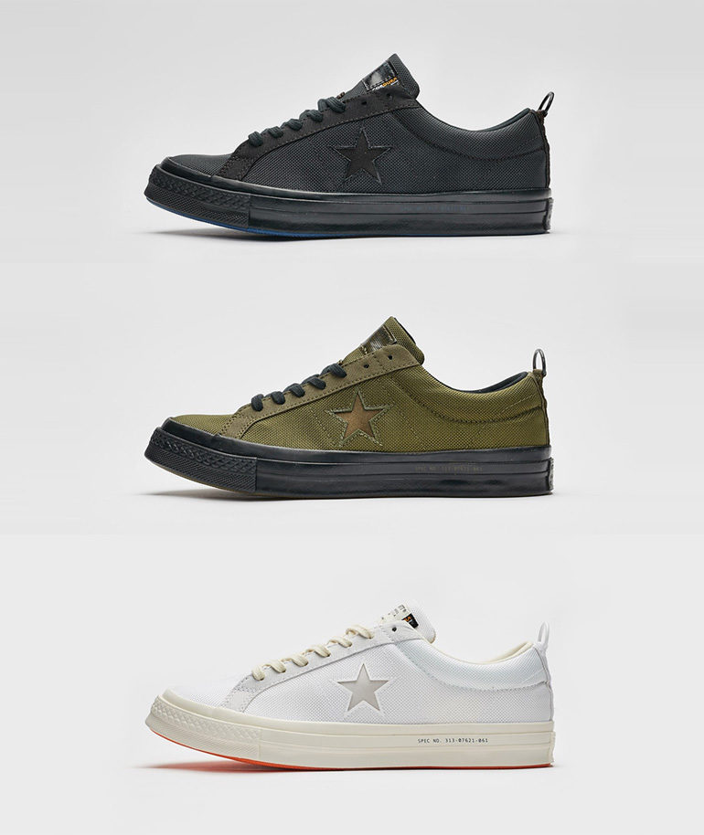 Carhartt WIP x Converse One Star   sneakerb0b RELEASES