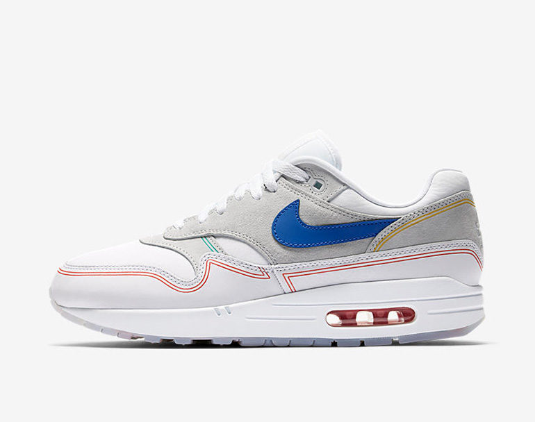 Nike Air Max 1 – Centre Pompidou By Day | sneakerb0b RELEASES