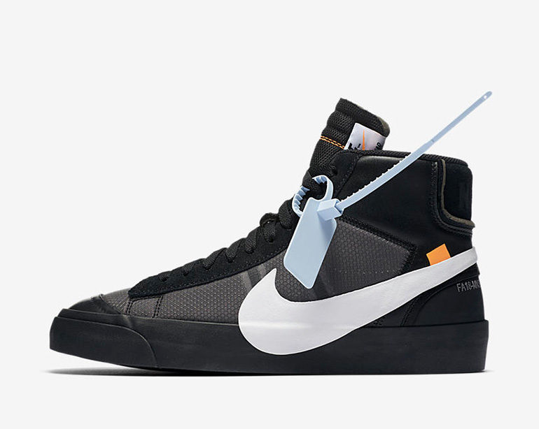 c0fc1f00bcc5 Off-White x Nike Blazer Mid – Grim Reaper | sneakerb0b RELEASES