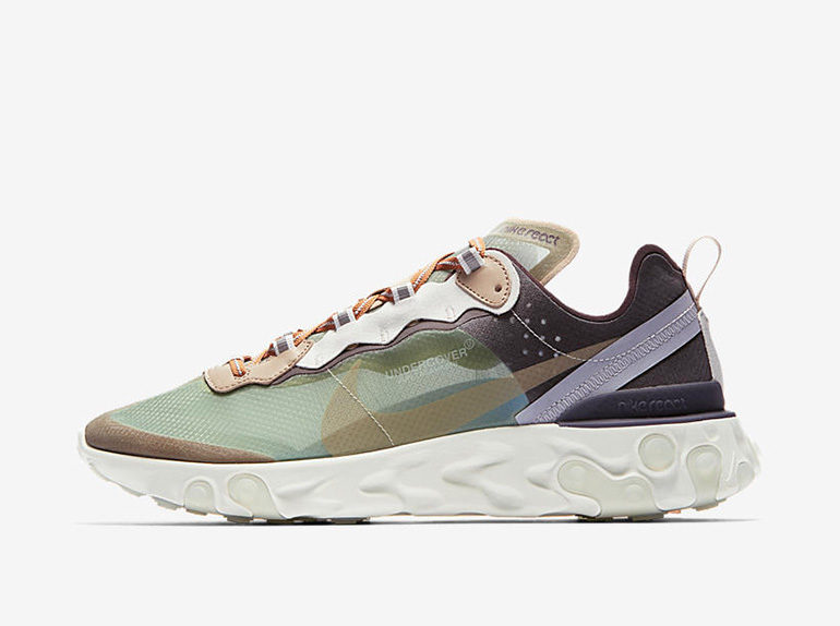 854a560c99af1 UNDERCOVER x Nike React Element 87 – Green Mist
