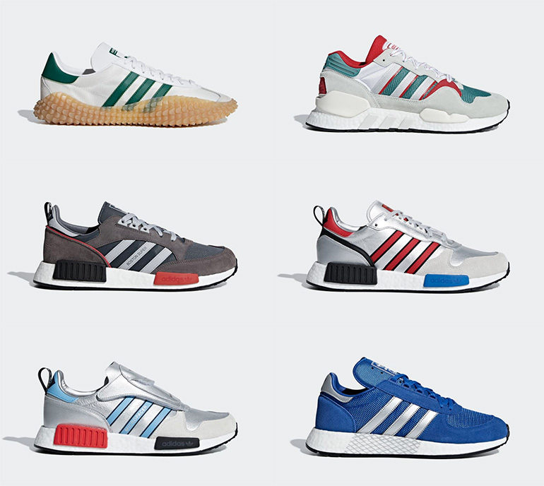 adidas Originals Never Made | sneakerb0b RELEASES