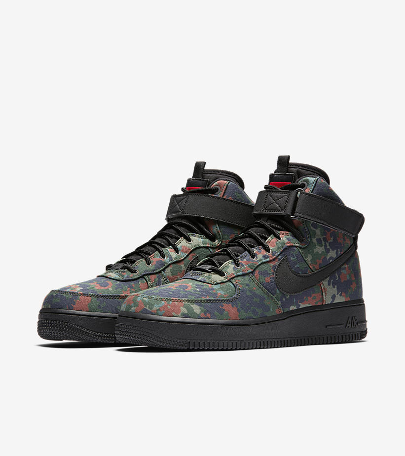sneakers for cheap e5aed af08b Nike Air Force 1 High – Country Camo Germany