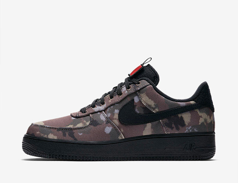 nike air force 1 camo italy
