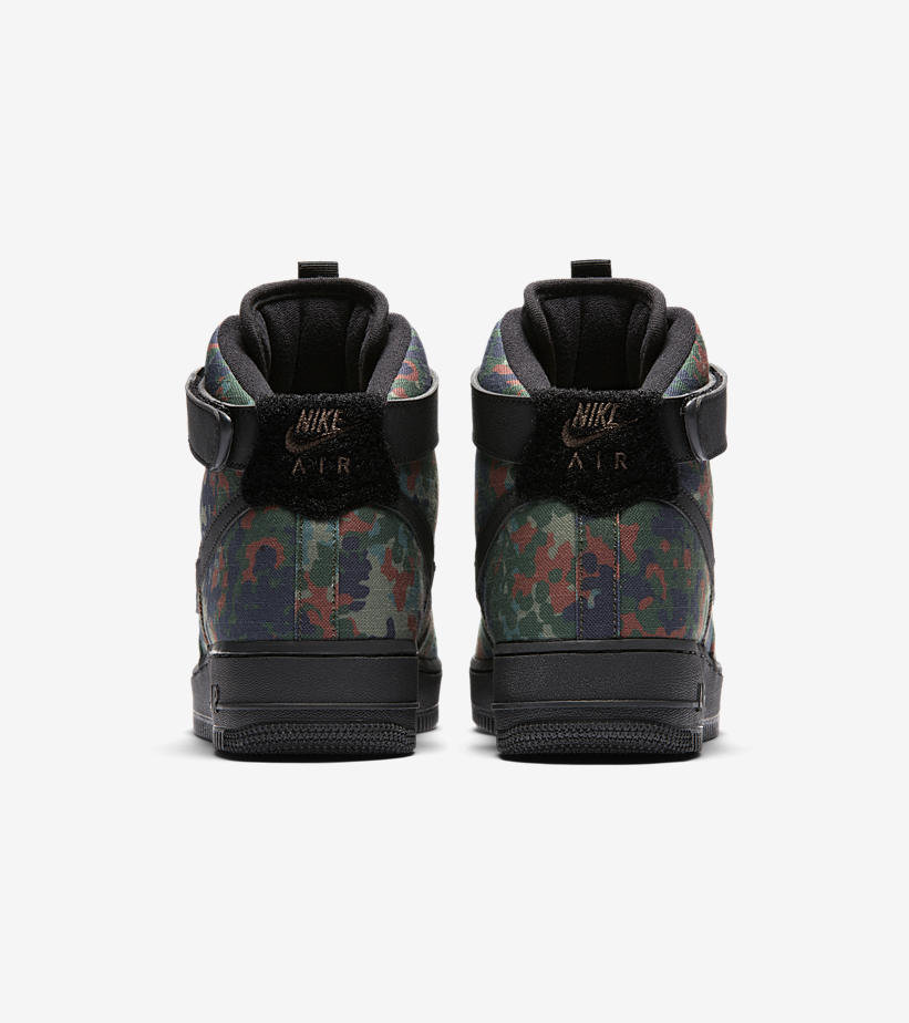 Nike Air Force 1 High – Country Camo