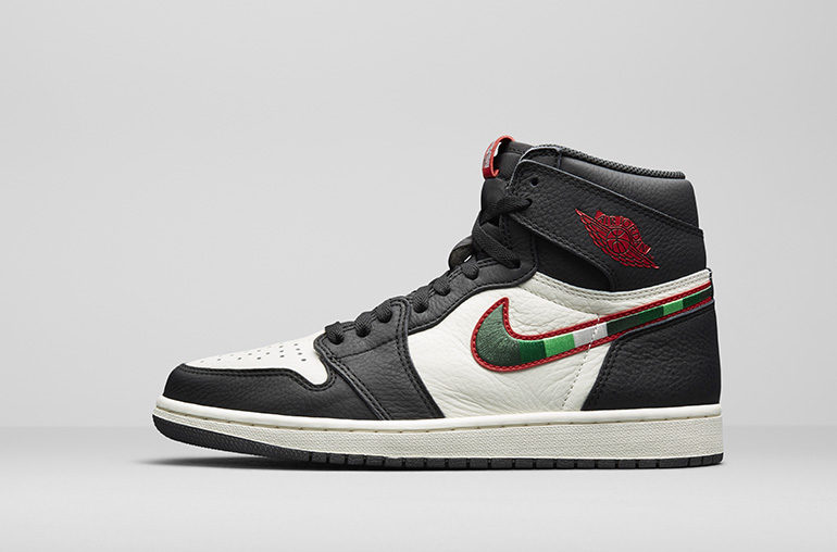 ef418f6cfae6fa Nike Air Jordan 1 High OG – A Star Is Born