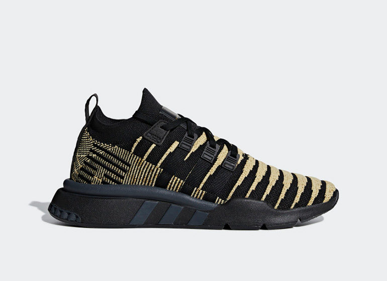 free delivery sale online 2018 shoes Dragon Ball Z x adidas EQT Support Mid ADV – Shenron Black ...