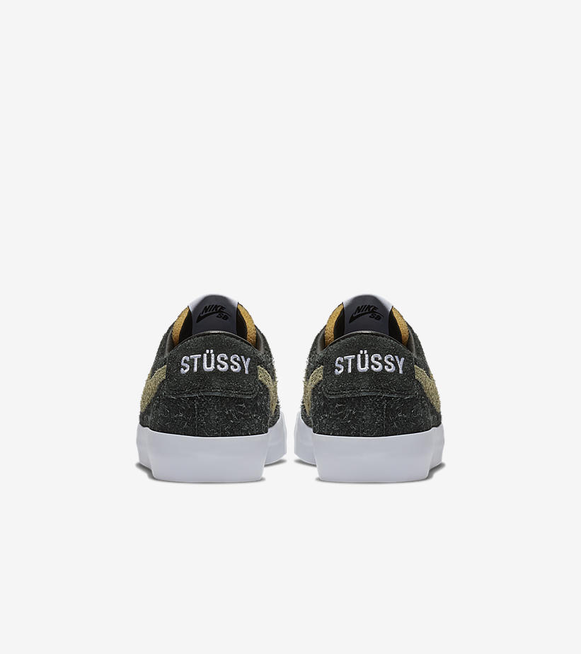 reputable site c3ea9 7d4fe Stüssy x Nike SB Blazer Low – Terps | sneakerb0b RELEASES